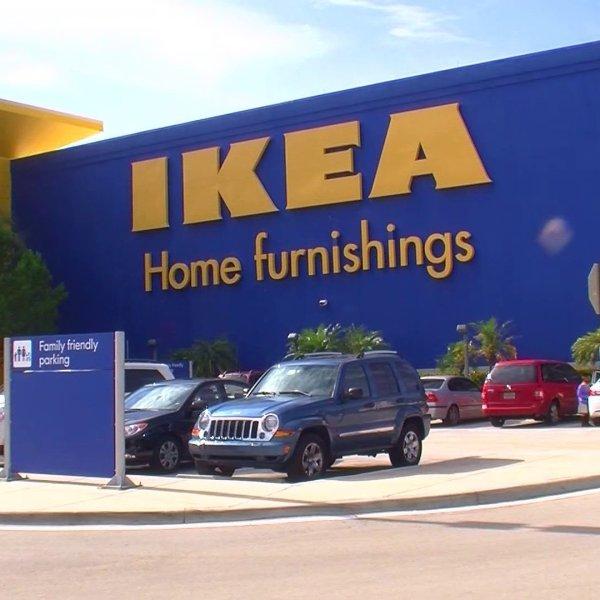 An Ikea is seen in a file photo. (Credit: KTLA)