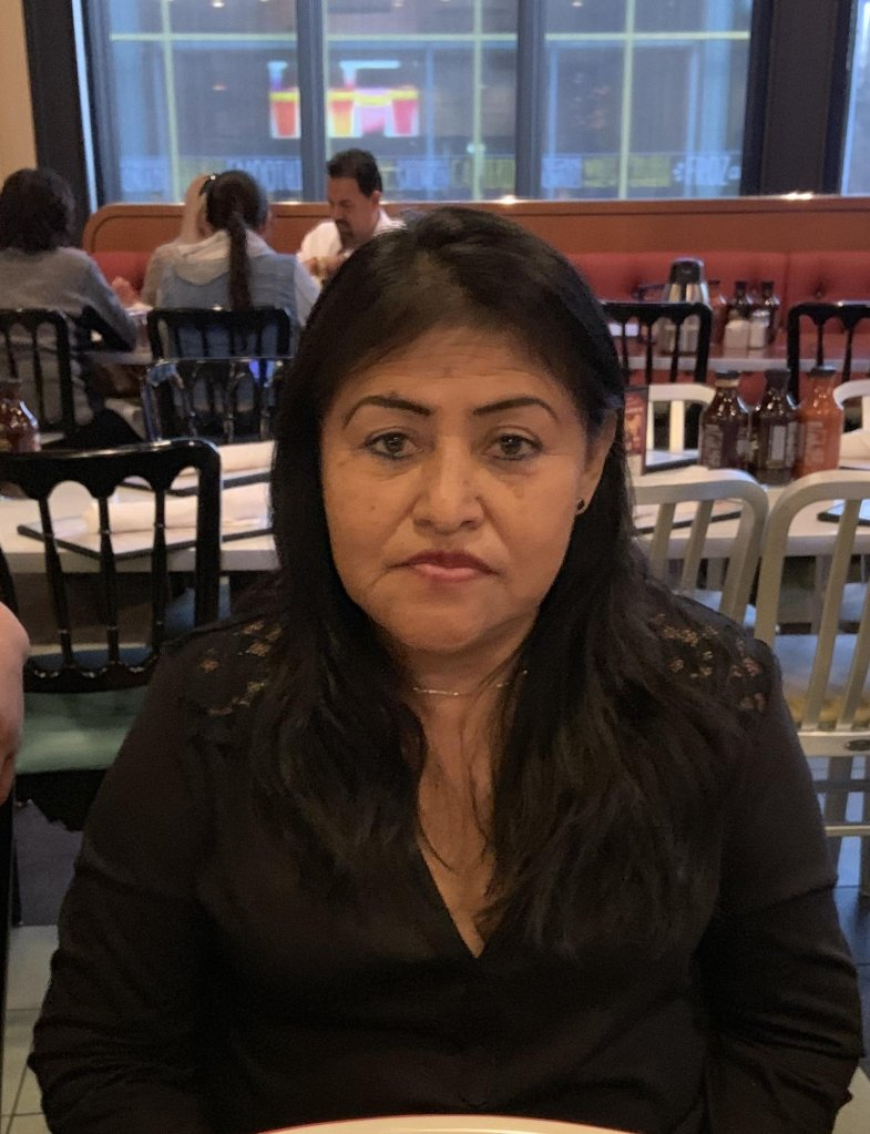 Morena Del Carmen Alvarado-Lopez appears in a photo released by the Los Angeles Police Department on Feb. 24, 2020.
