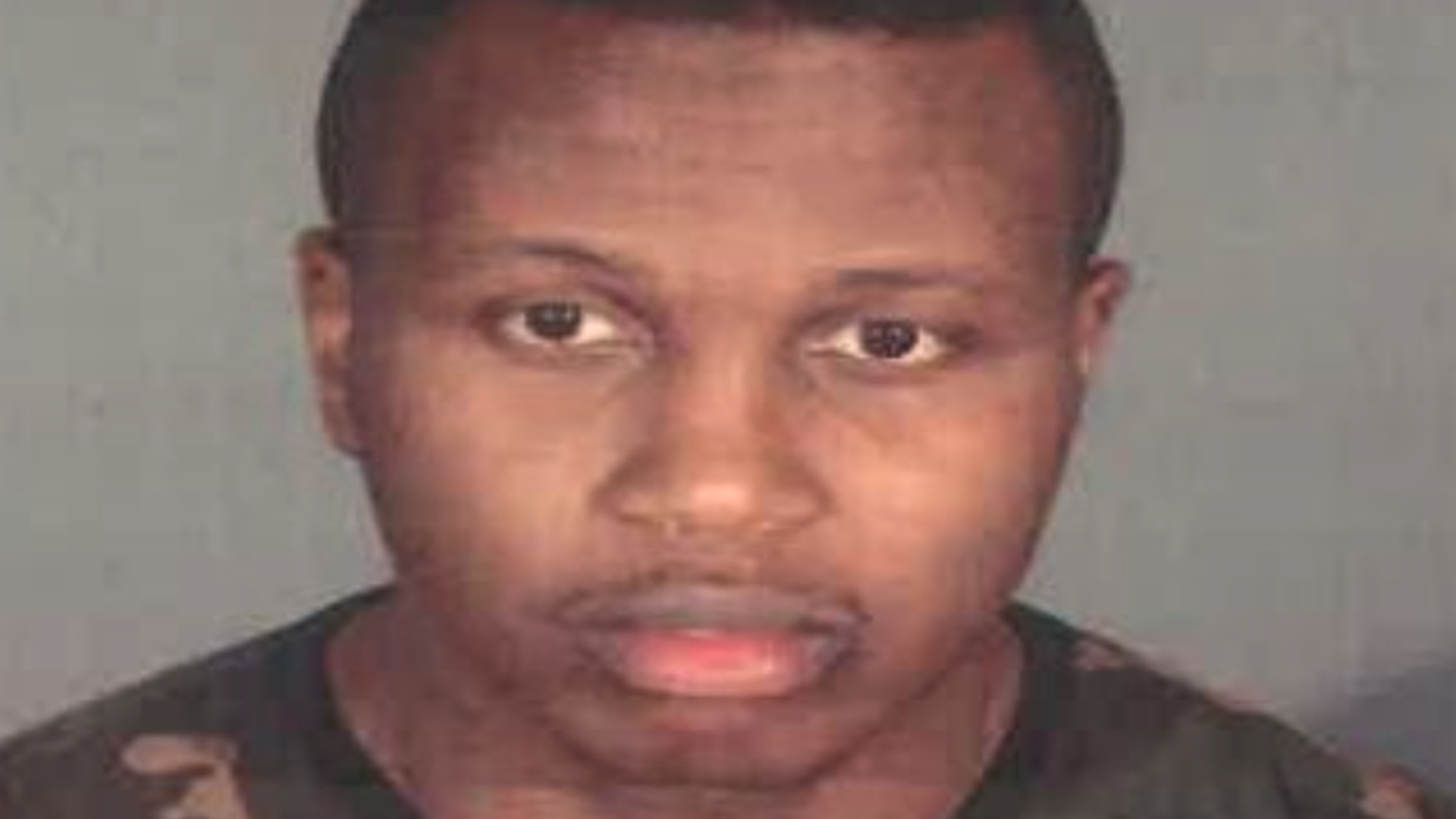 Lewis Sibomana appears in a photo released by the Los Angeles Police Department on Feb. 18, 2020.