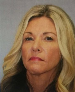 Lori Vallow is seen in a booking photo released Feb. 20, 2020, by the Kauai Police Department.