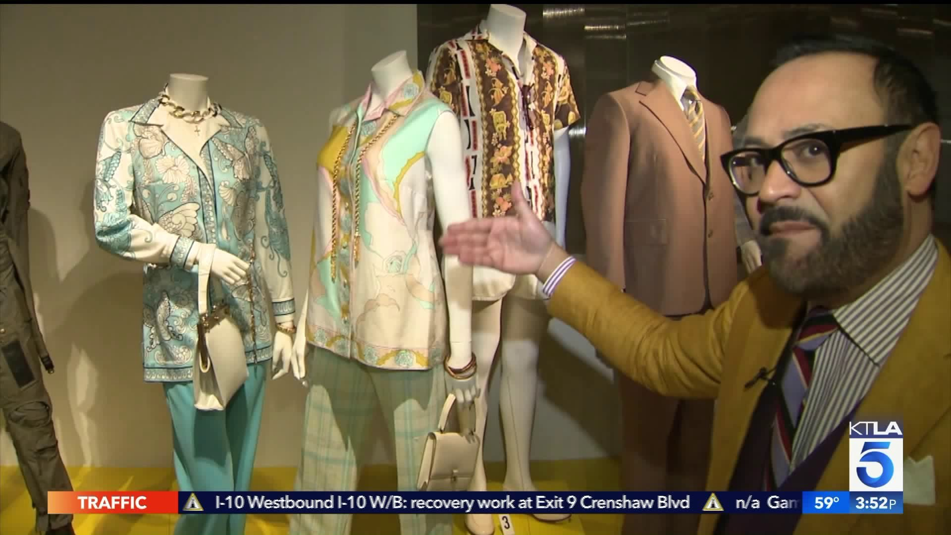 28th Annual Art Of Motion Picture Costume Design Academy Award Nominated Costumes Ktla