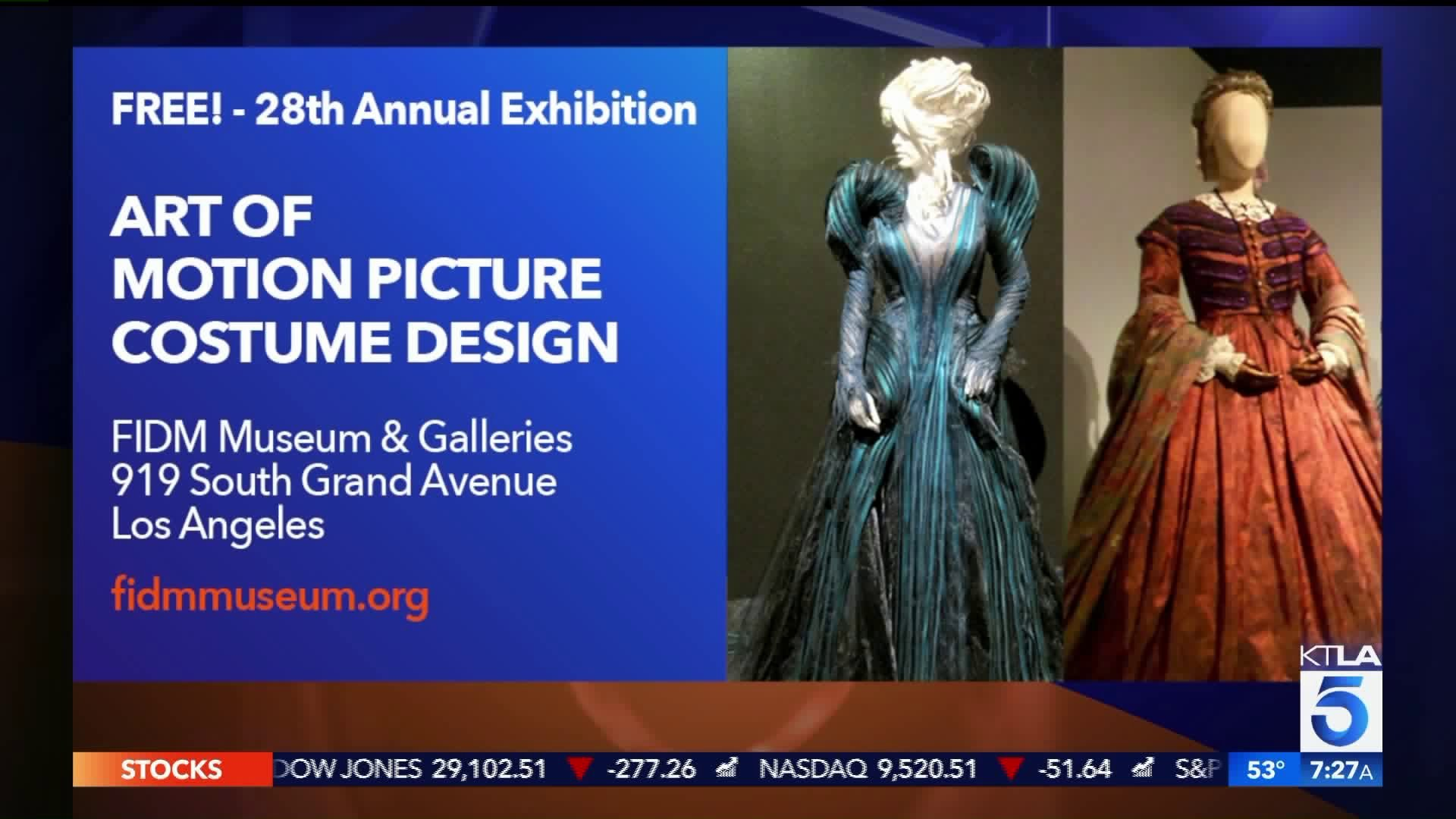 Fashion Institute Of Design And Merchandising Ktla