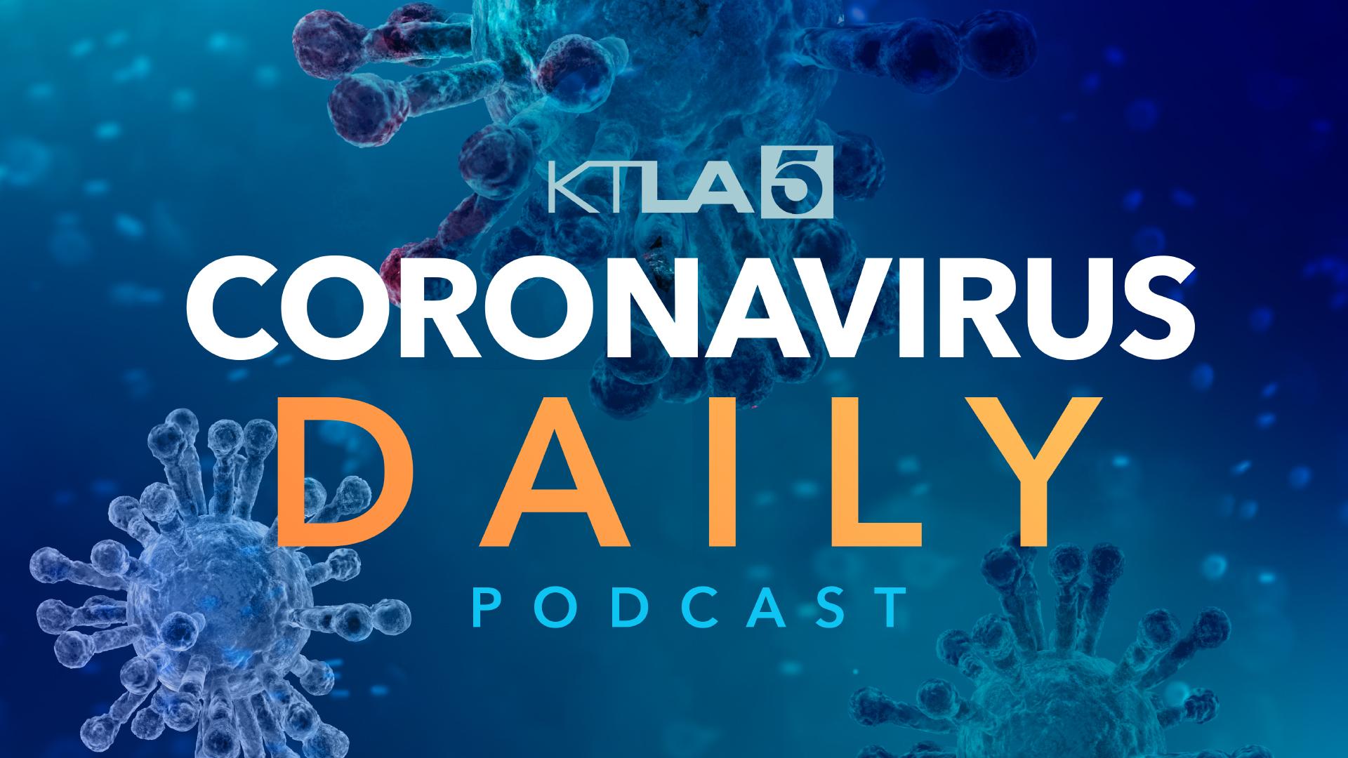 Ep 18 This Too Shall Pass Coronavirus Daily Podcast Ktla