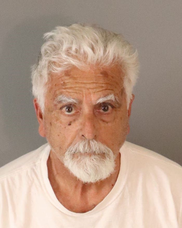 David Diaz is seen in a booking photo released March 23, 2020, by the Riverside Police Department.