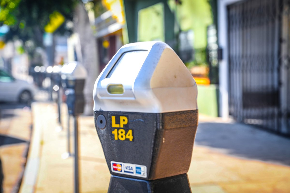 Relaxed Parking Enforcement In L A To Be Extended Through July 1 Garcetti Says Ktla