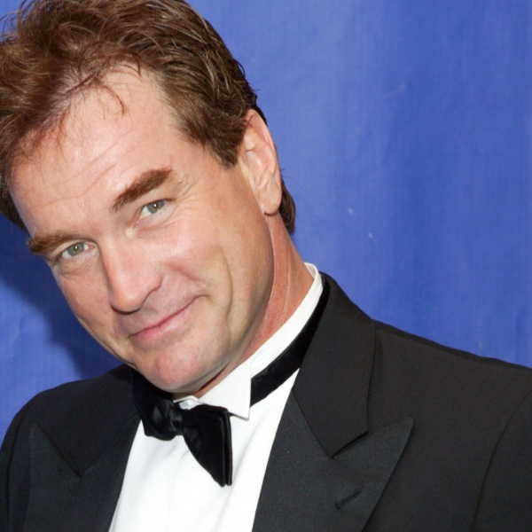 Actor John Callahan arrives at the 31st Annual Creative Craft Daytime Emmy Awards at the Marriott Marquis on May 15, 2004, in New York City. (Matthew Peyton/Getty Images)