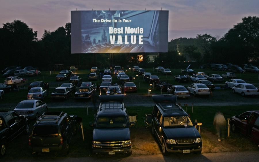 As Movie Theaters Shut Down Due To Coronavirus Drive Ins Experience Return To Prominence Ktla