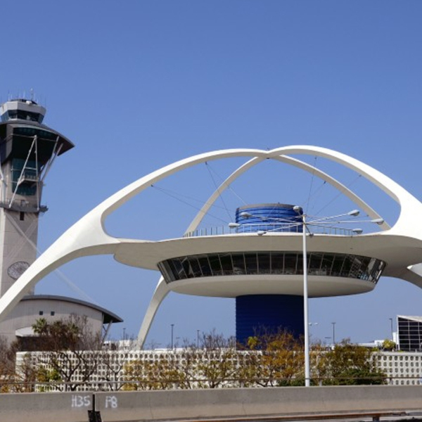 Los Angeles International Airport is seen in an undated photo. (Los Angeles Times)