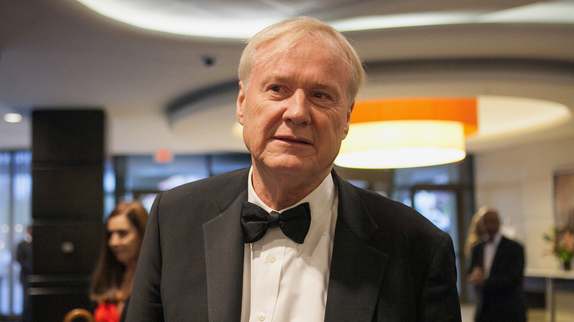 Chris Matthews, host of MSNBC's 'Hardball', attends the 101st Annual White House Correspondents' Association Dinner at the Washington Hilton on April 25, 2015 in Washington, DC. (Credit:Teresa Kroeger/Getty Images)