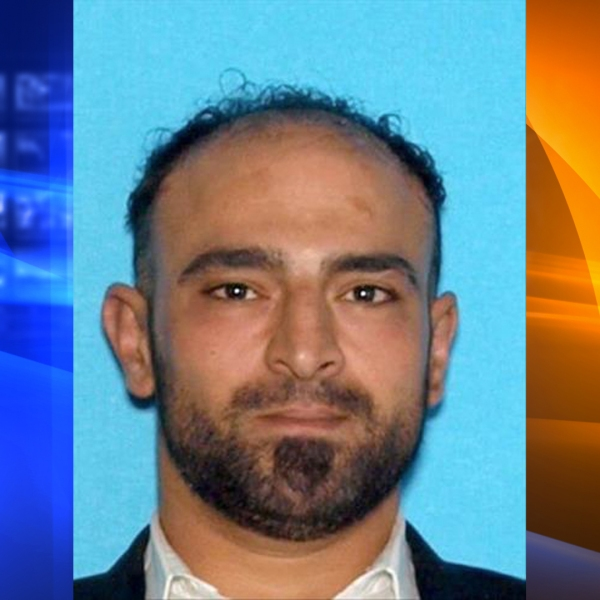 Homicide victim Jason Fakhoury, 35, of San Bernardino, pictured in a photo released by the San Bernardino Police Department following his death on March 2, 2020.