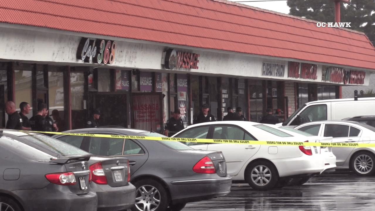 Man Shot Dead Inside Garden Grove Cafe Ktla