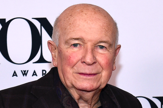 Terrence McNally attends the 73rd Annual Tony Awards Meet The Nominees Press Day at Sofitel New York on May 1, 2019 in New York City. (Ilya S. Savenok/Getty Images for Tony Awards Productions)