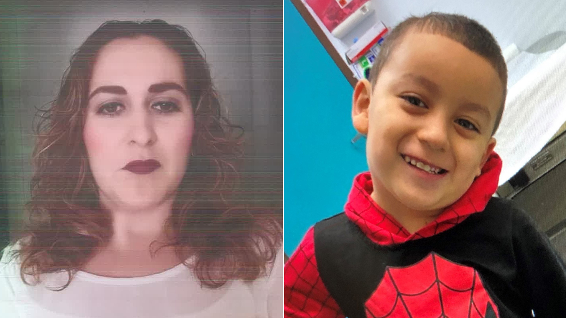 Christina and Reynaldo Gonzalez are shown in undated photos released by the Los Angeles Police Department on March 6, 2020.