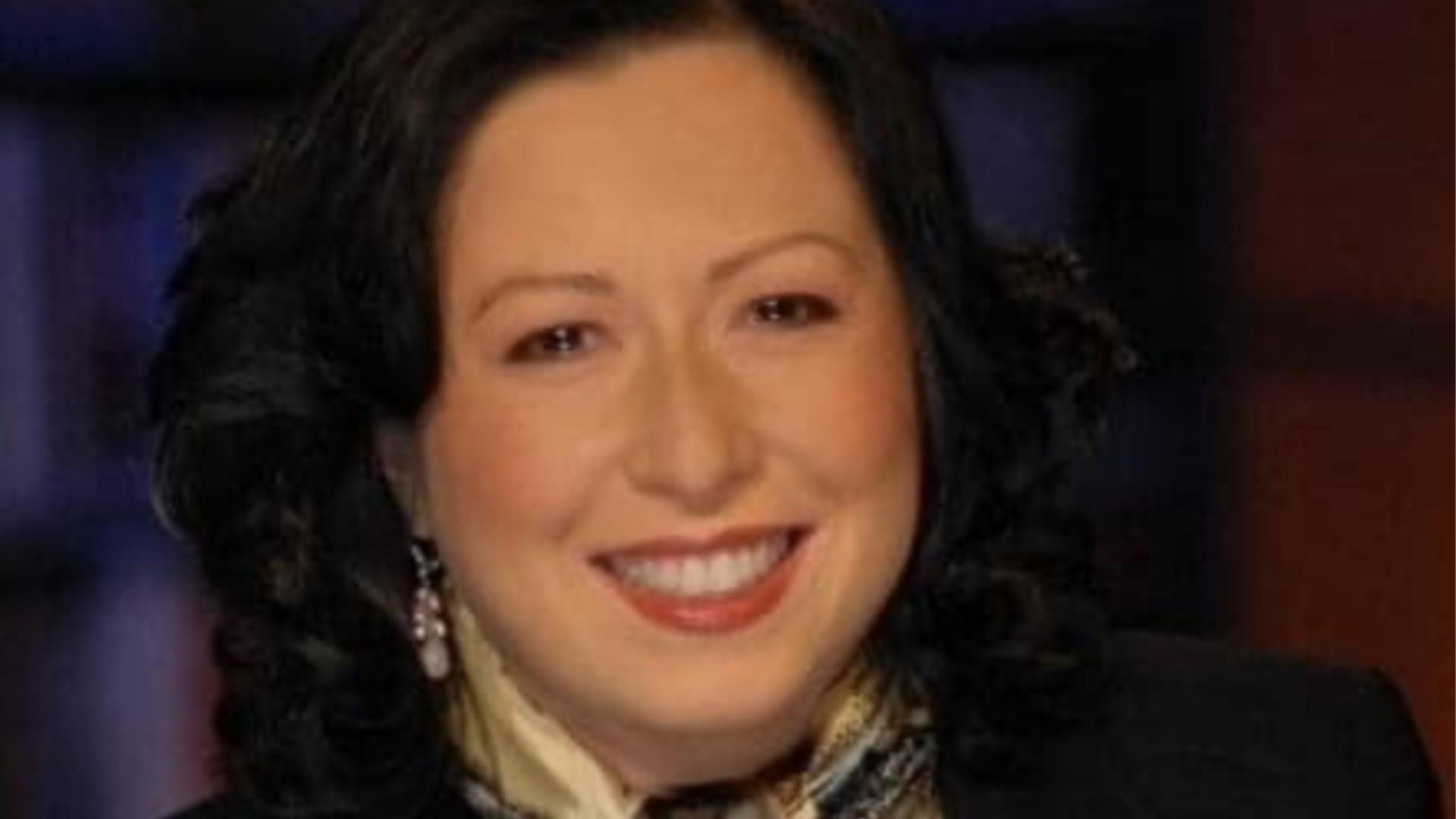 Maria Mercader is seen in an undated photo (CBS News via L.A. Times)