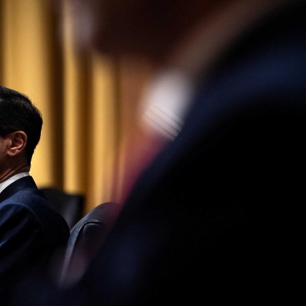 US Secretary of the Treasury Steven Mnuchin attends a hearing of the Senate Finance Committee on Capitol Hill on Feb. 12, 2020. (BRENDAN SMIALOWSKI/AFP via Getty Images)