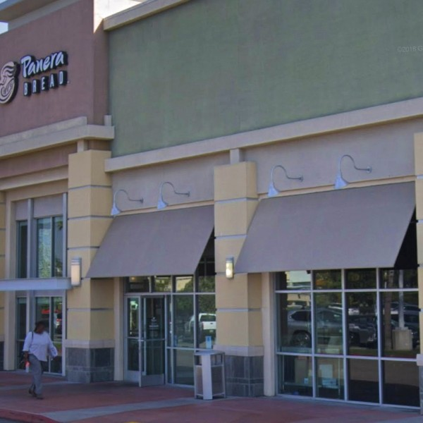 The Panera Bread located at 20700 Avalon Blvd. in Carson is seen in this image from Google Maps.