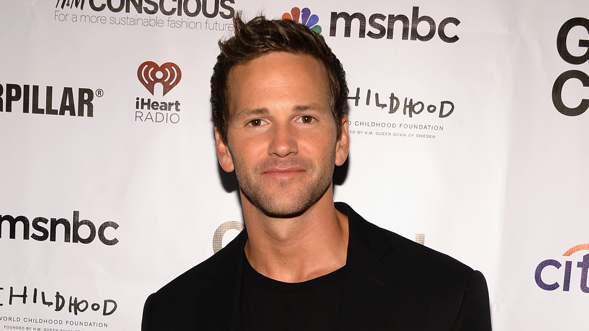 Congressman Aaron Schock attends the 2014 Global Citizen Festival at Central Park in New York City on Sept. 27, 2014. (Credit: Ben Gabbe / Getty Images)