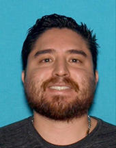 Steven Calle is seen in an undated photo released March 10, 2020, by the San Bernardino County Sheriff's Department.