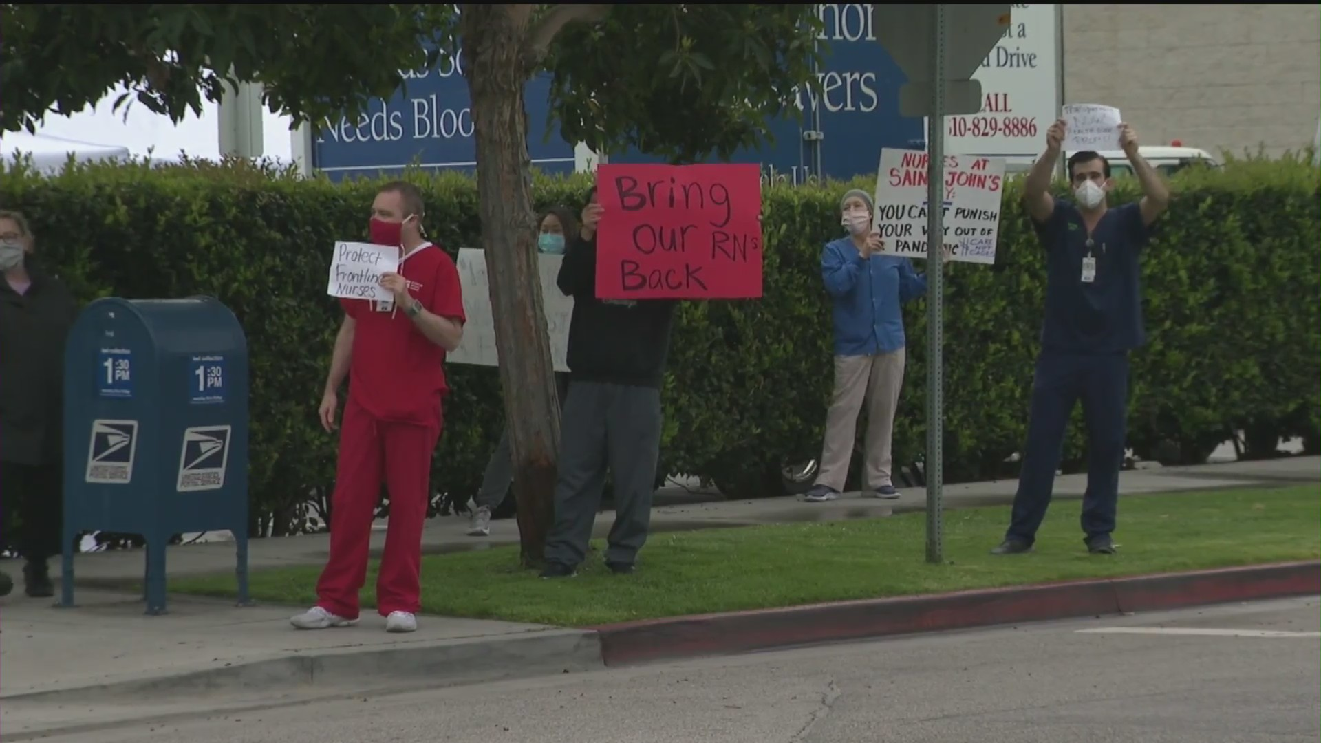 Some Workers At Socal Amazon Warehouses Say They Feel Unsafe Amid