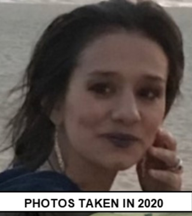 Lesitte Felix, 25, of La Mirada, pictured in a photo released by the Los Angeles County Sheriff's Department on April 22, 2020.