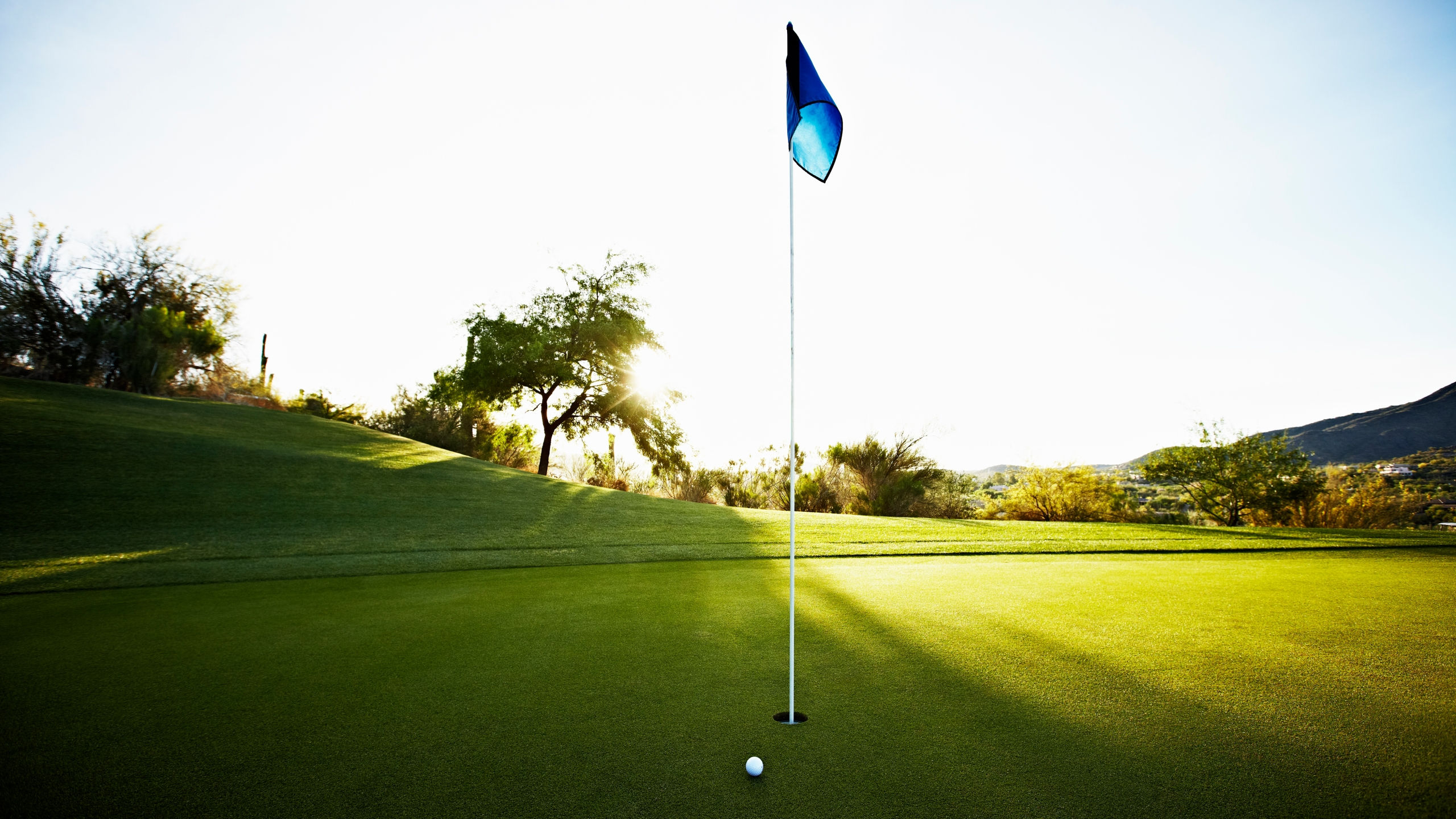 A golf course is seen in this file photo. (Getty Images)