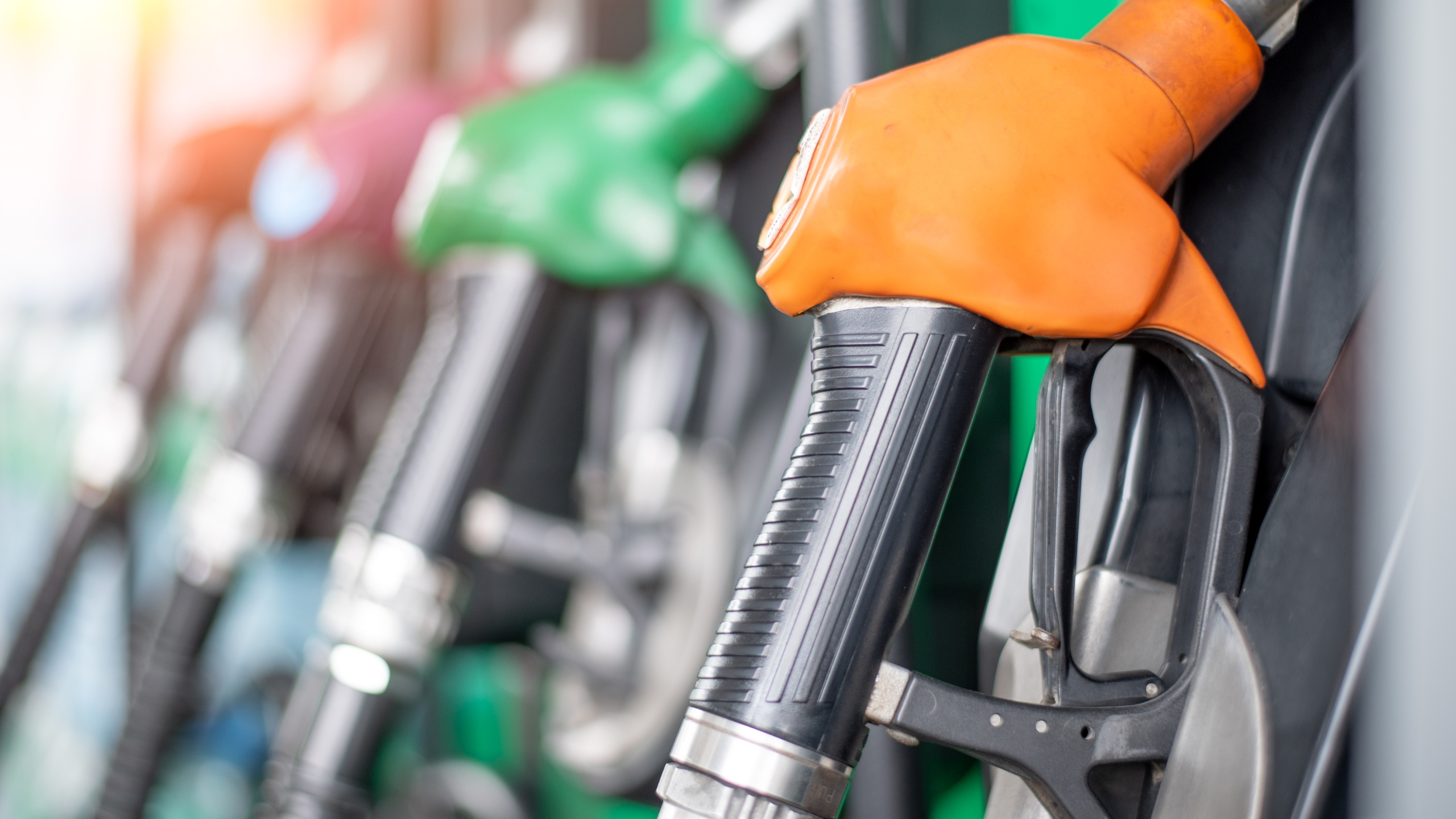 Pumping equipment at gas station seen in this file photo. (Getty Images)