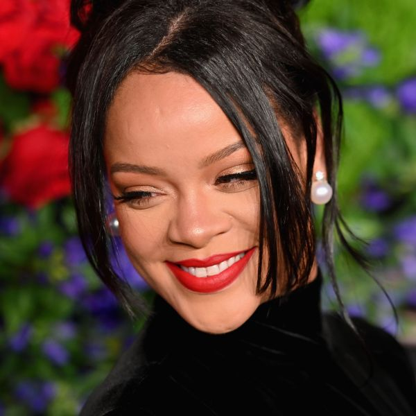 Rihanna arrives for the fifth-annual Diamond Ball benefitting the Clara Lionel Foundation in New York City on Sept. 12, 2019. (Credit: Angela Weiss / AFP / Getty Images)