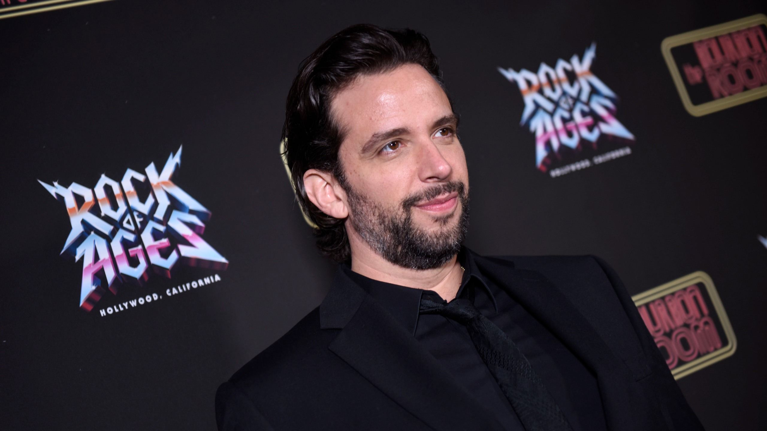 Nick Cordero attends the opening night of Rock of Ages Hollywood at the Bourbon Room on Jan. 15, 2020 in Hollywood. (Vivien Killilea/Getty Images for Rock of Ages Hollywood)