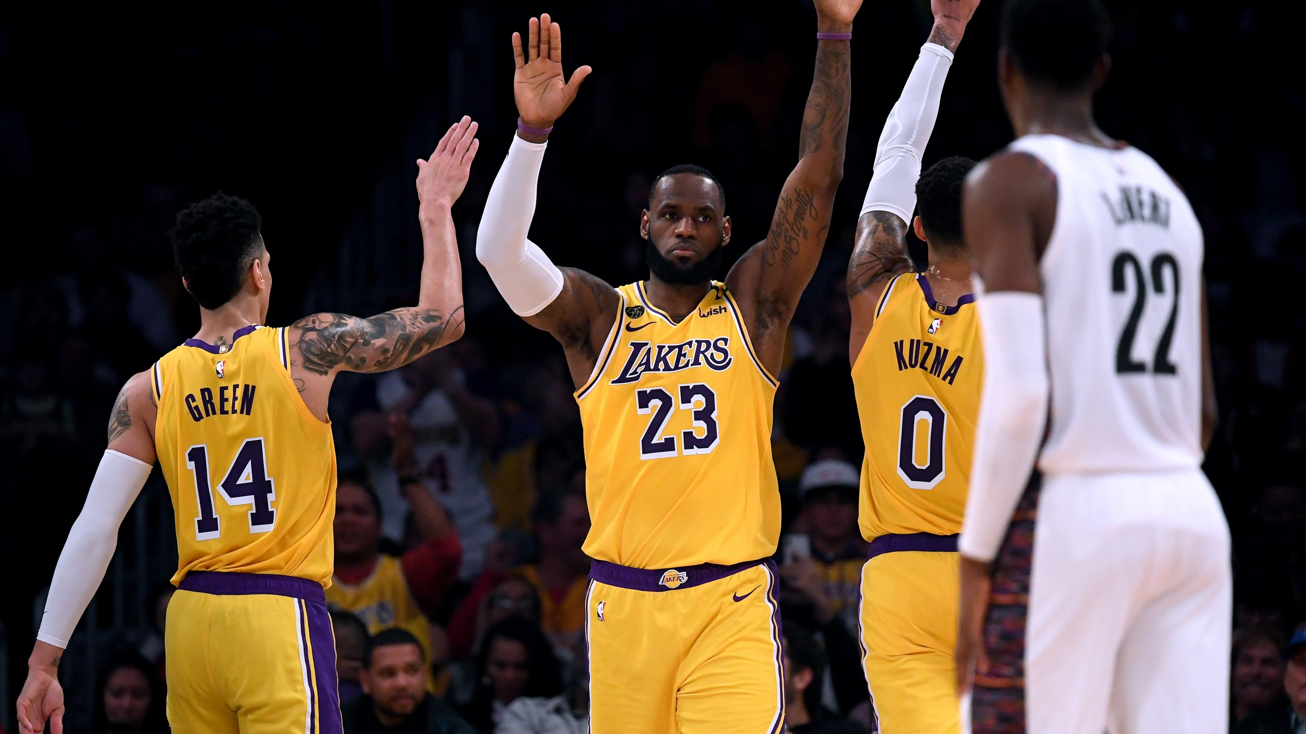 Los Angeles Lakers Ktla