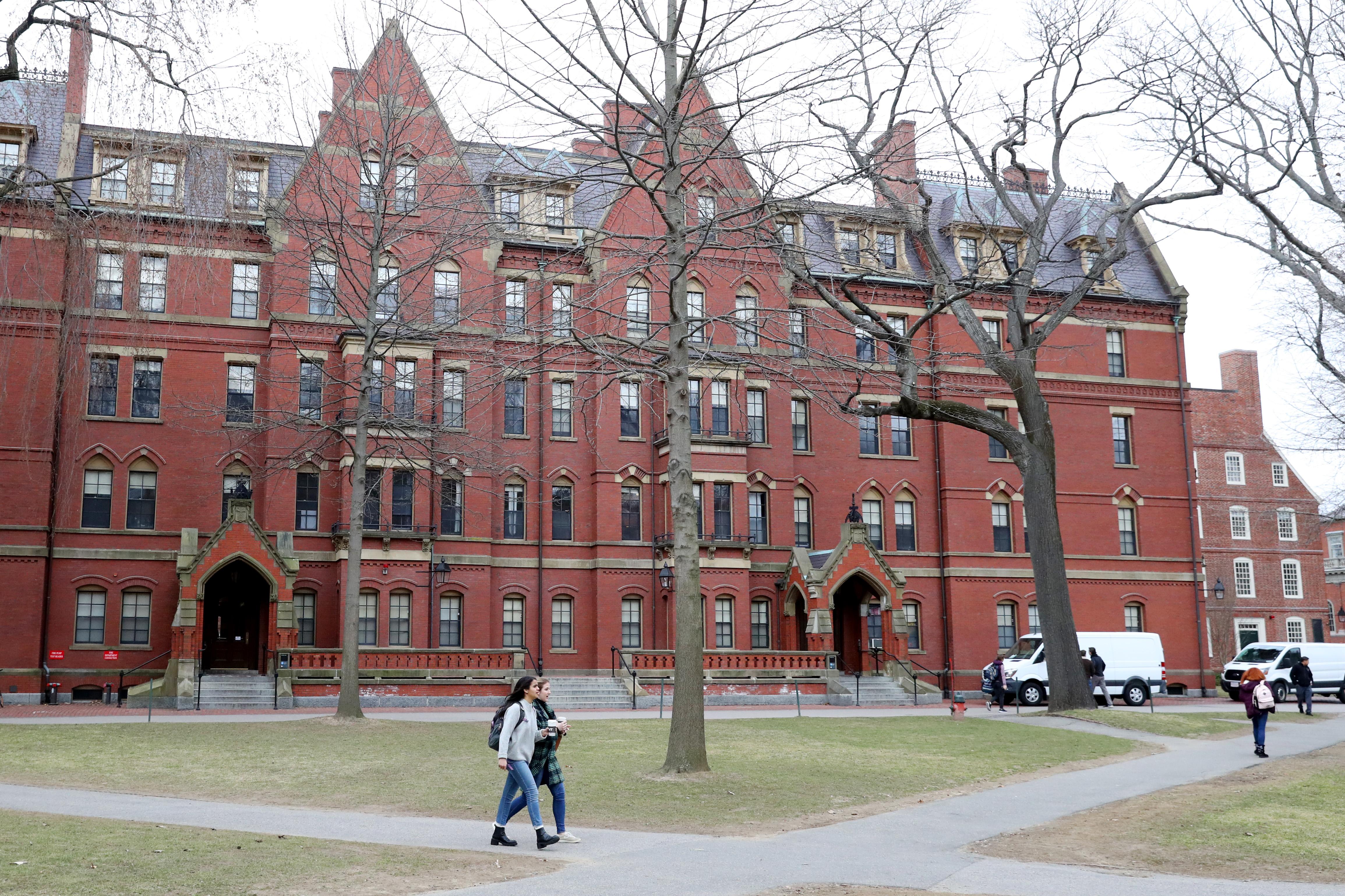 Under pressure, Harvard says it will turn down $8.7 million in federal  coronavirus relief | KTLA