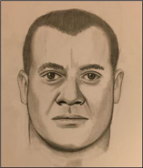 Detectives are seeking this man in connection with the kidnapping and assault of a woman at Woodfield Park in Aliso Viego on Jan. 20, 2020. (Orange County Sheriff's Department)