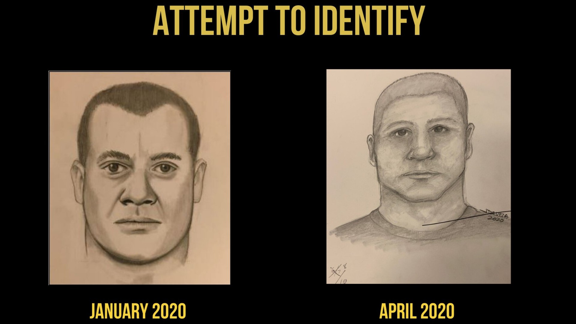Detectives are seeking suspects in two attacks on women at Woodfield Park in Aliso Viejo on April 2, 2020, and Jan. 20, 2020. Police believe the same man is responsible for both incidents. (Orange County Sheriff's Department)