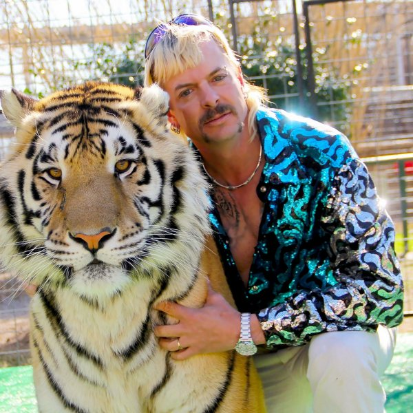 """Netflix is bringing back its widely talked about docuseries """"Tiger King"""" for one more episode. (NETFLIX)"""
