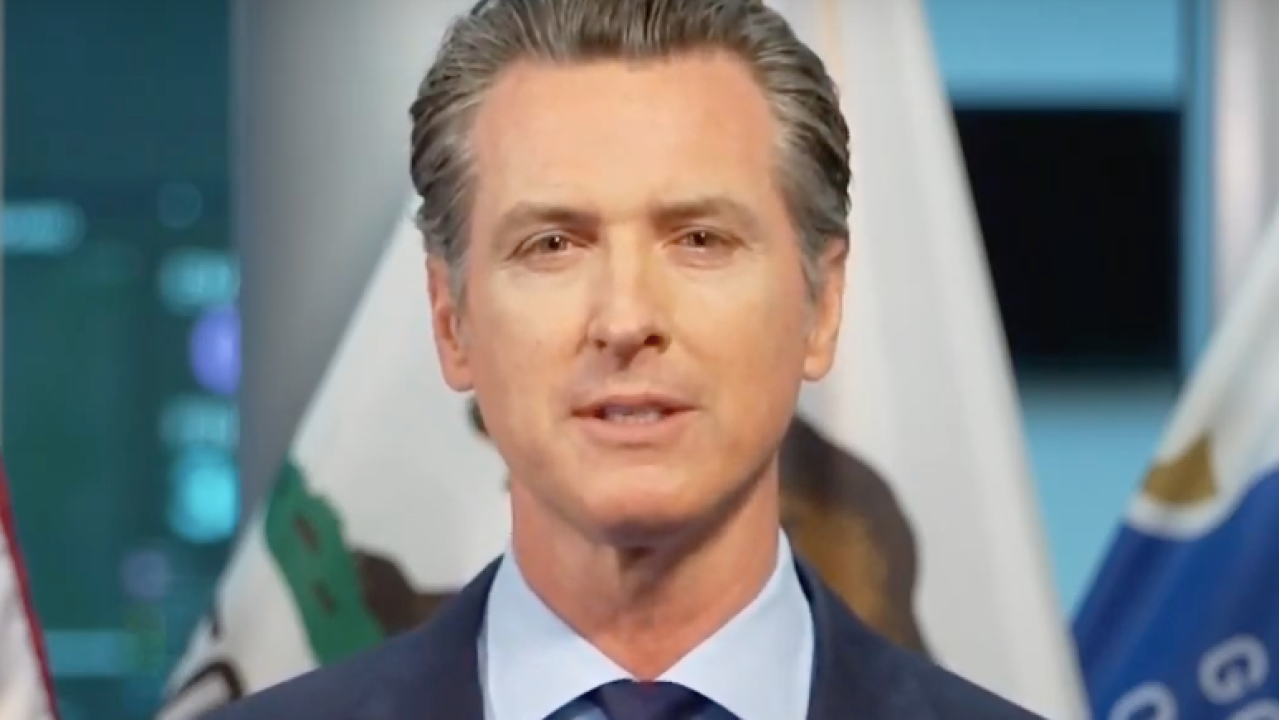 Gov. Newsom unveils his plan to lift California's stay-at-home order