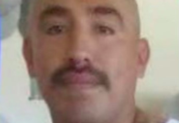 Javier Vidal appears in a photo released by the California Highway Patrol on April 12, 2020.