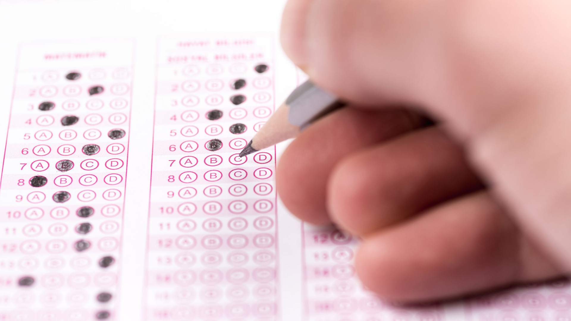 An increasing number of universities are dropping the SAT and ACT requirement for fall 2021 admissions in response to the coronavirus pandemic. (Shutterstock)