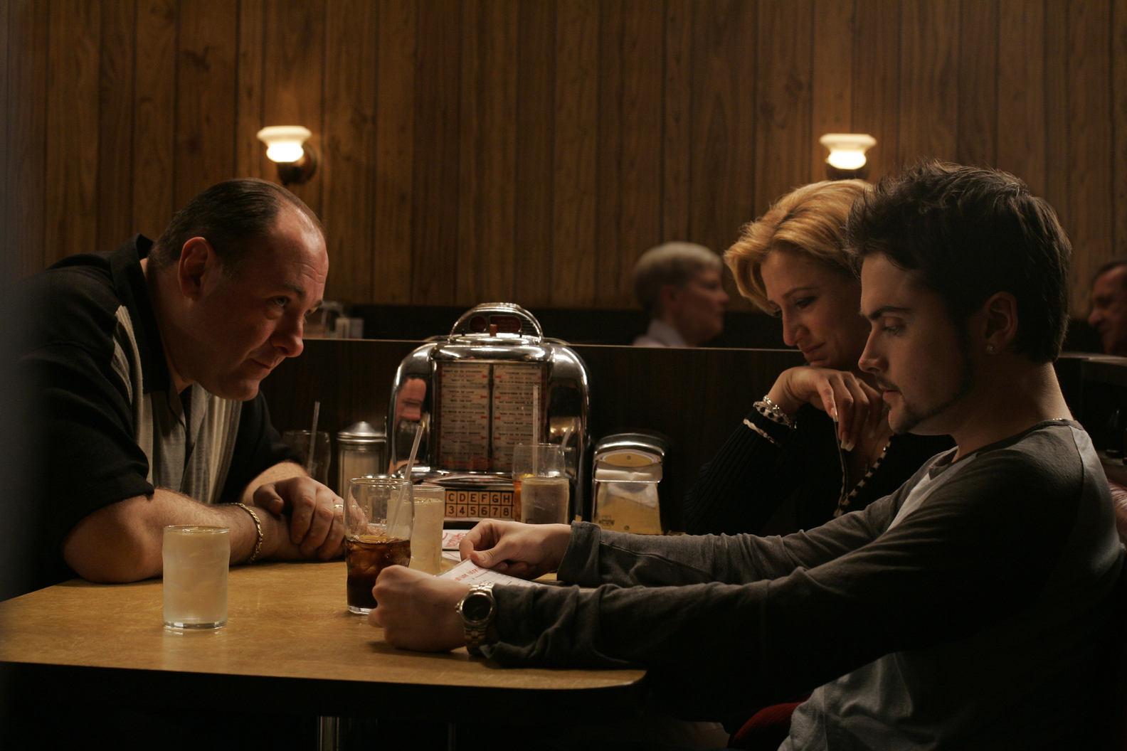 "Still from ""The Sopranos"" courtesy HBO."