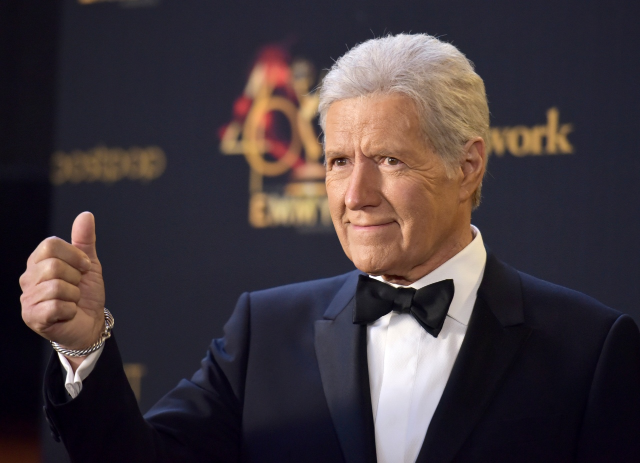 'Jeopardy!' host Alex Trebek dies at 80 after battle with cancer
