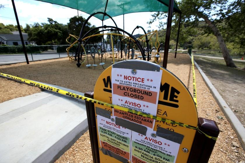 Crackdowns Intensify Across California On Those Violating Coronavirus Stay At Home Rules Ktla