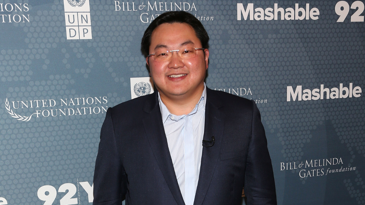 Jho Low attends the 2014 Social Good Summit in New York City on Sept. 21, 2014. (Credit: Taylor Hill / Getty Images)