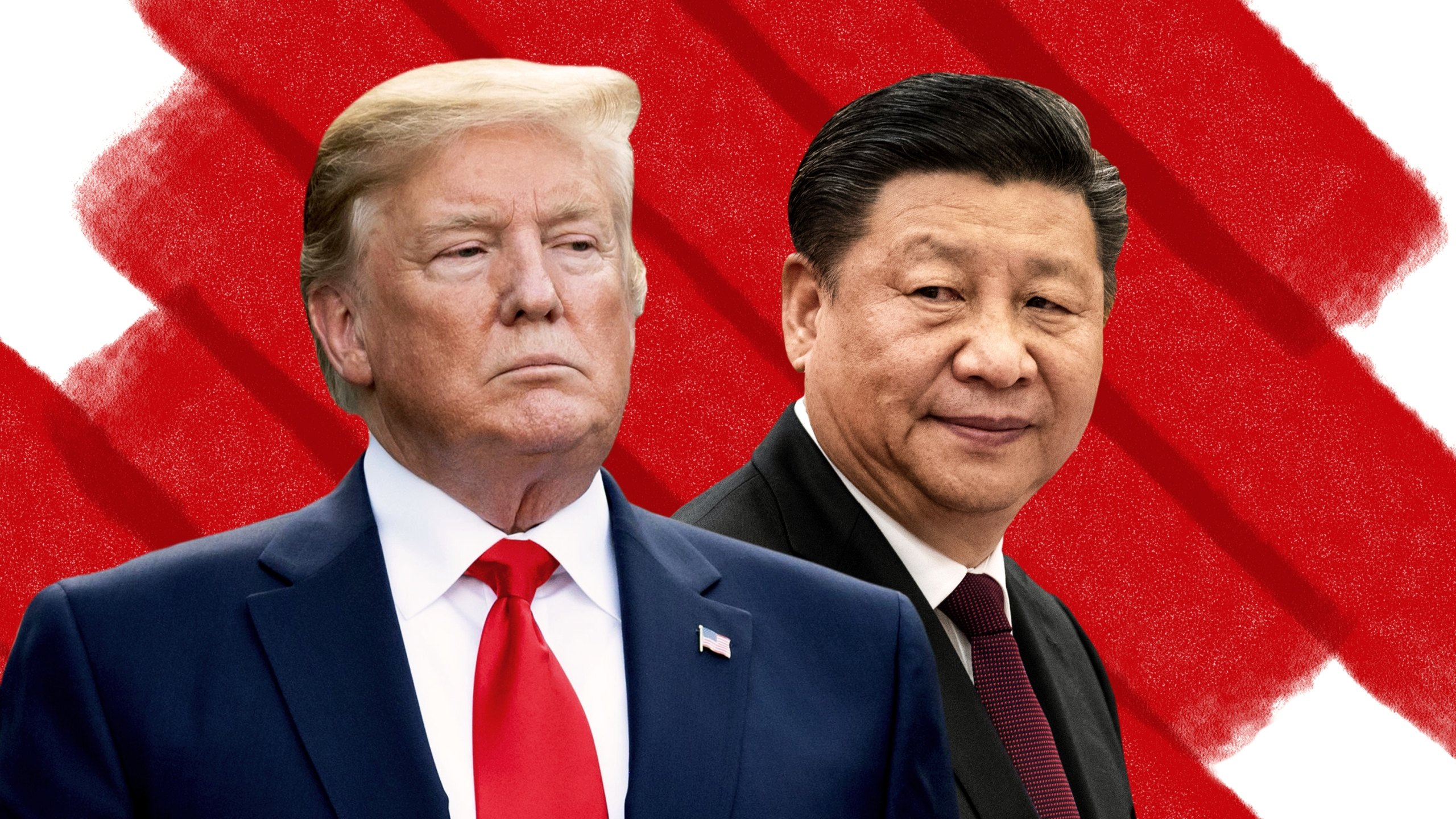 The Trump administration is formulating a long-term plan to punish China on multiple fronts for the coronavirus pandemic, injecting a rancorous new element into a critical relationship already on a steep downward slide. (Getty Images/CNN)