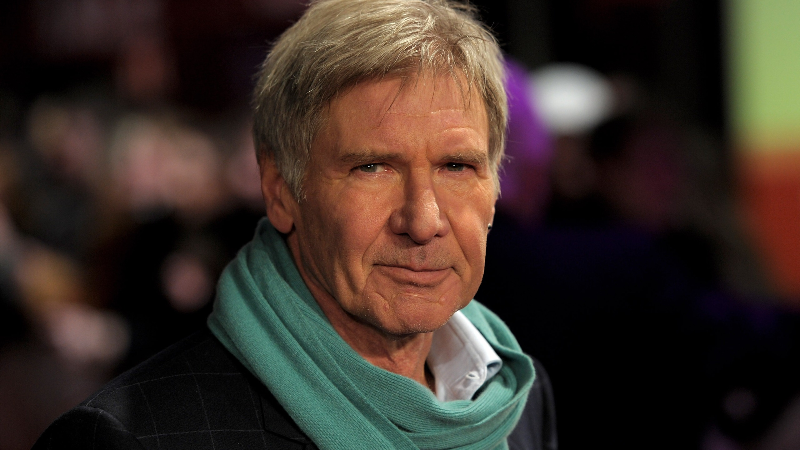 Actor Harrison Ford attends the 'Morning Glory' UK premiere at the Empire Leicester Square on January 11, 2011 in London, England. (Ian Gavan/Getty Images)