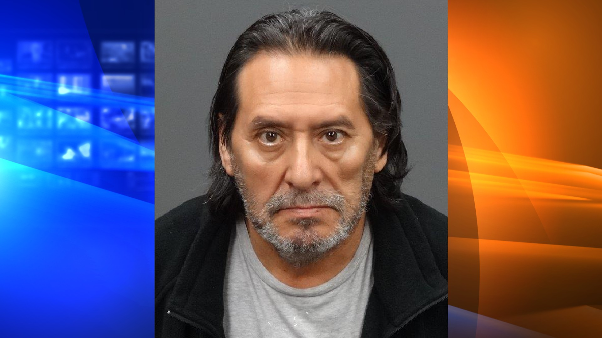 David Diaz, a 68-year-old resident of West Covina, is seen in a booking photo released by the West Covina Police Department on May 13, 2020.
