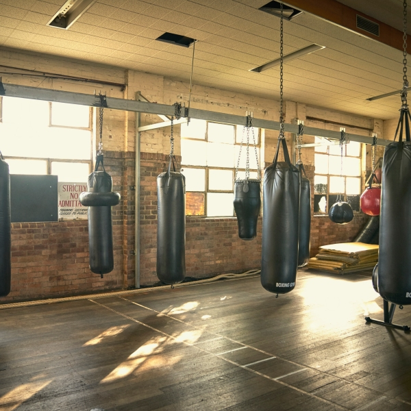 A fitness center is seen in this undated file photo. (Getty Images)