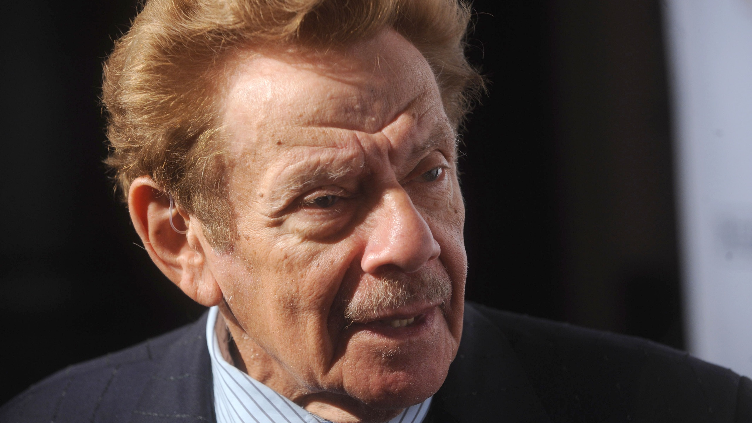 "Jerry Stiller attends the Project A.L.S. benefit gala ""Tomorrow is Tonight"" at the Waldorf Astoria on October 7, 2008 in New York City. (Brad Barket/Getty Images)"