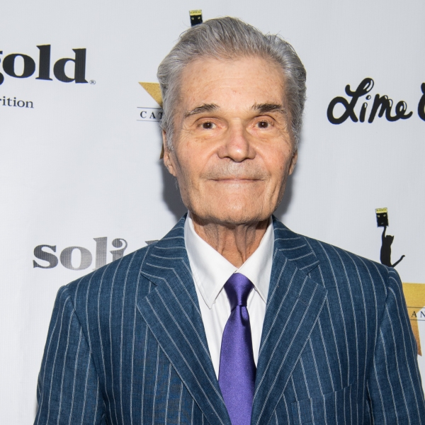 Actor Fred Willard attends an event on April 21, 2018 in Hollywood. (Emma McIntyre/Getty Images for Kitty Bungalow)