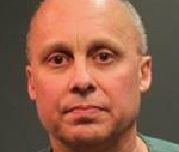 Patrick Michael Costello appears in a booking released by the Orange County District Attorney's Office on May 20, 2020.