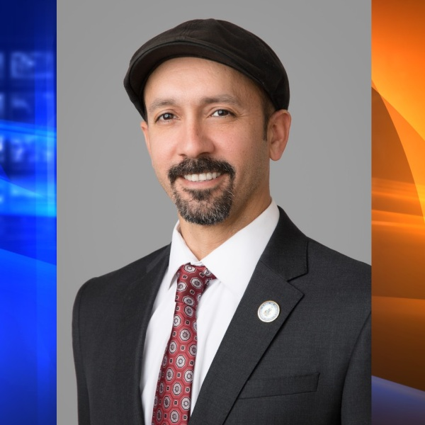 Pomona City Councilman Rubio Ramiro Gonzalez, 45, pictured in a photo provided by the city.