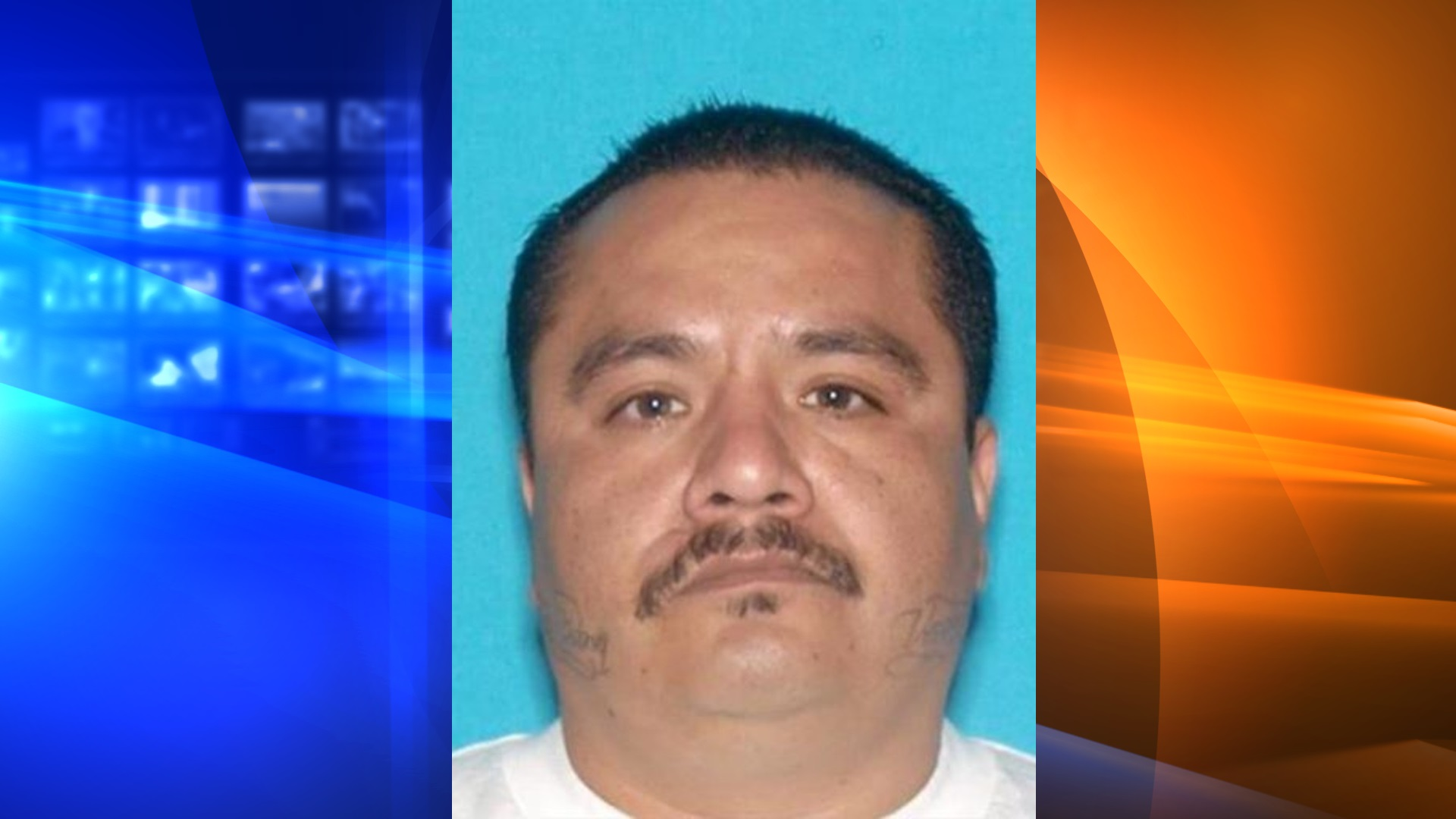 Homicide victim Johnnie Aceves, 42, of San Bernardino, pictured in a photo released by the San Bernardino Police Department on May 23, 2020.