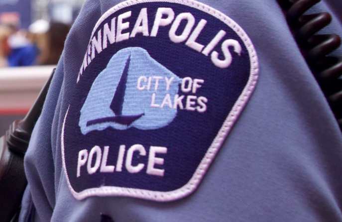 Minneapolis police officer is seen in a photo posted on the agency's Facebook page in April 2019.